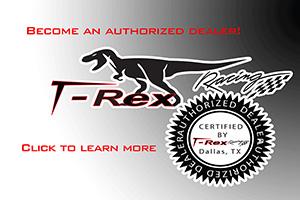 t-rex racing discount coupon